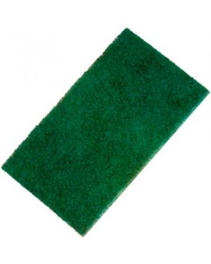 RB6 General Purpose Hand Scourer Green 220x150MM (Pack of 10)