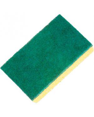 Economy Sponge Scourer 14 X 9CM (Pack of 10)