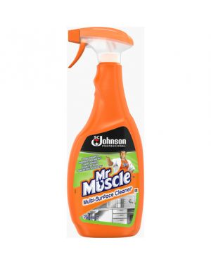 Mr Muscle Multi Surface Cleaner 750ML (Case of 6)