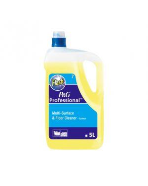 P&g 7 Multi Surface & Floor Cleaner Lemon 5l (Case of 2)