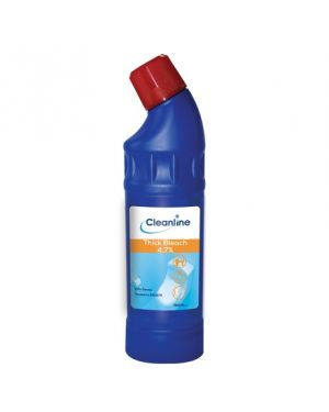 Cleanline Thick Bleach 4.7% 750ML (Case of 12)