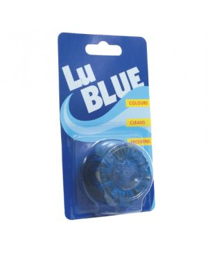 Lu Blue Toilet Colourant 50G (Case of 12)