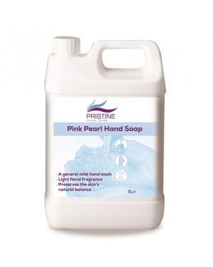 Pristine Pink Pearl Hand Soap 5L