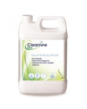 Cleanline Eco Hand & Body Wash 5L