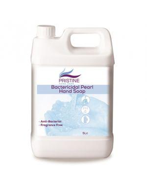 Pristine Bactericidal Pearl Hand Wash 5L