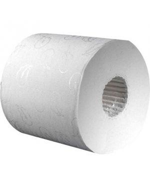 Tork Coreless Conv Toilet Roll 2Ply 400M White (Case of 24)