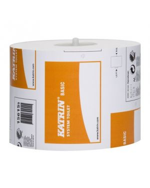 Katrin Basic System Toilet Roll 1 Ply 920 Sheet (Case of 36)