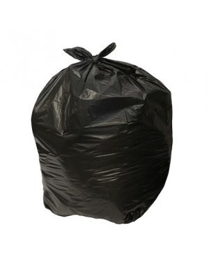"Black Sack 16x25x38"" CHSA 10KG (Case of 200)"